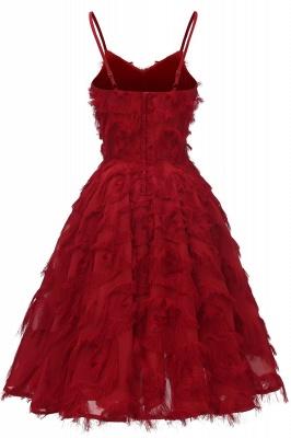 Rote Abendkleider Günstig Online   Cocktailkleider Kurz_13