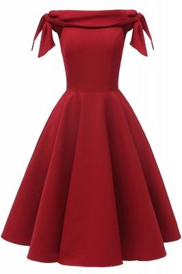 Rote Abendkleider Kurz   Cocktailkleider Unter 50_8