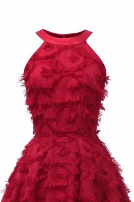 Designer Cocktailkleider Kruz | Rote Abendkleid Online_13