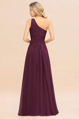Elegante Chiffon Kleider | Brautjungfernkleider Lang Günstig_2