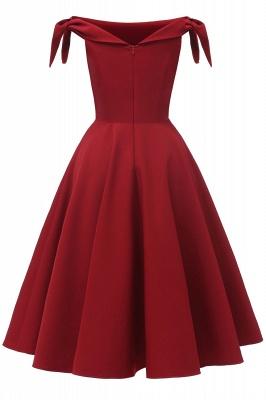 Rote Abendkleider Kurz   Cocktailkleider Unter 50_12
