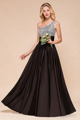 Weiß Schwarz Abendkleider Lang Günstig   Abendmoden Online_4