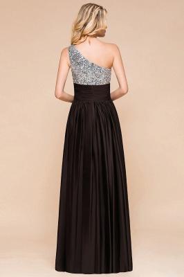 Weiß Schwarz Abendkleider Lang Günstig   Abendmoden Online_3