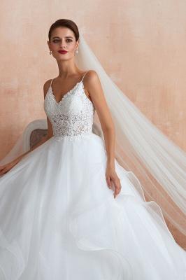 Designer Hochzeitskleider Standesamt   Brautkleid Prinzessin_9