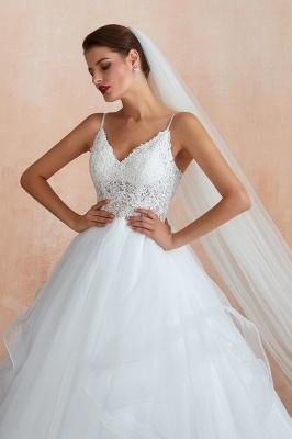 Designer Hochzeitskleider Standesamt   Brautkleid Prinzessin_7