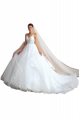 Designer Hochzeitskleider Standesamt   Brautkleid Prinzessin_1