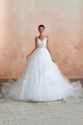 Designer Hochzeitskleider Standesamt   Brautkleid Prinzessin_5