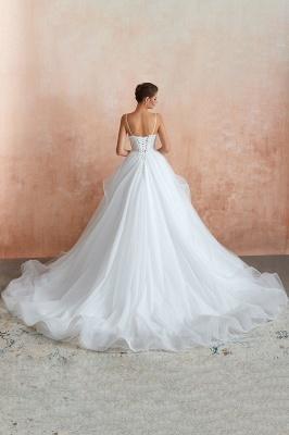 Designer Hochzeitskleider Standesamt   Brautkleid Prinzessin_10