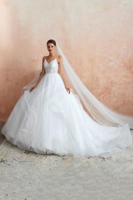 Designer Hochzeitskleider Standesamt   Brautkleid Prinzessin_2