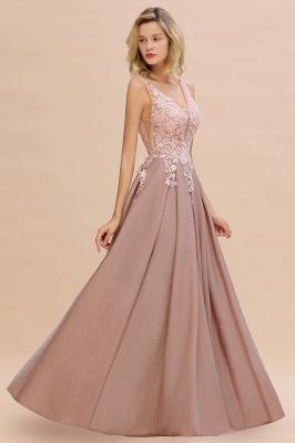 Elegante Abendkleider Lang Günstig   Abiballkleider online_8