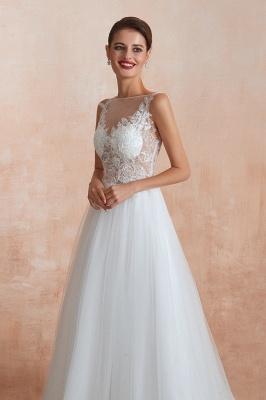 Schöne Brautkleider A Linie   Hochzeitskleider Standesamt_8