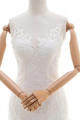 Designer Hochzeitskleider Meerjungfrau | Brautkleid Spitze Online_4