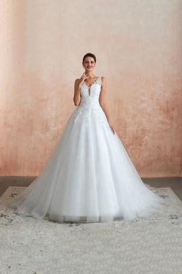 Sexy Brautkleid A Linie   Hochzeitskleider Standesamt_4