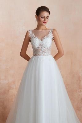 Schöne Brautkleider A Linie   Hochzeitskleider Standesamt_6