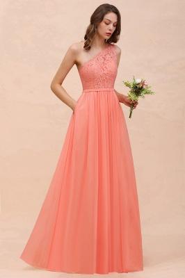 Orange Brautjungfernkleider Günstig | Lange Kleider Für Brautjungfern_7