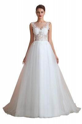 Schöne Brautkleider A Linie   Hochzeitskleider Standesamt_2