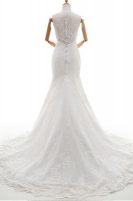 Designer Hochzeitskleider Meerjungfrau | Brautkleid Spitze Online_3