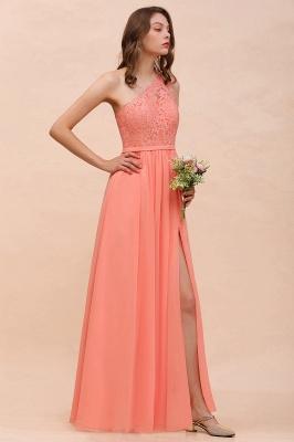 Orange Brautjungfernkleider Günstig | Lange Kleider Für Brautjungfern_5