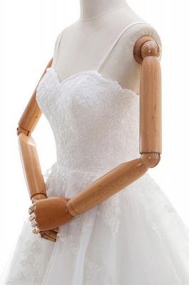 Fashion Hochzeitskleid A linie | Brautmoden mit Spitze_5