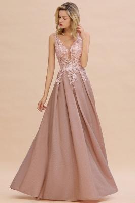 Elegante Abendkleider Lang Günstig   Abiballkleider online_10