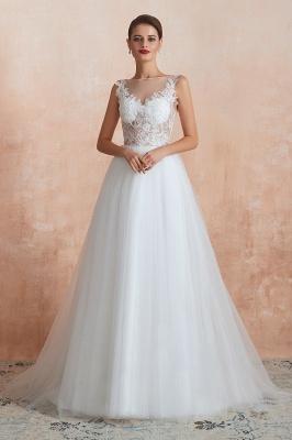 Schöne Brautkleider A Linie   Hochzeitskleider Standesamt_1