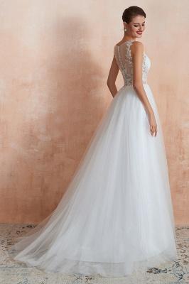 Schöne Brautkleider A Linie   Hochzeitskleider Standesamt_5