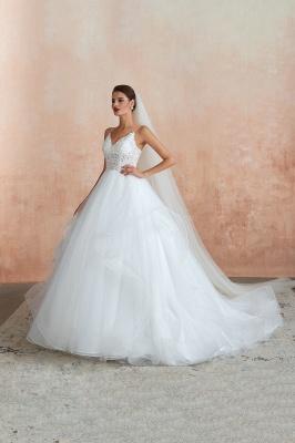 Designer Hochzeitskleider Standesamt   Brautkleid Prinzessin_3
