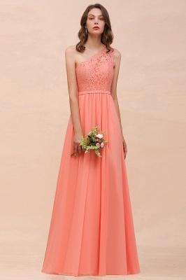 Orange Brautjungfernkleider Günstig | Lange Kleider Für Brautjungfern_6
