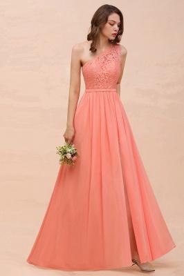 Orange Brautjungfernkleider Günstig | Lange Kleider Für Brautjungfern_4
