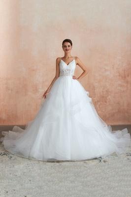 Designer Hochzeitskleider Standesamt   Brautkleid Prinzessin_4