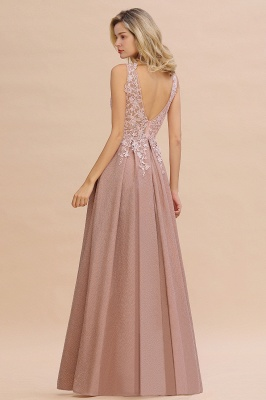 Elegante Abendkleider Lang Günstig   Abiballkleider online_19