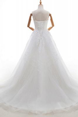 Fashion Hochzeitskleid A linie | Brautmoden mit Spitze_3