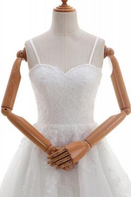 Fashion Hochzeitskleid A linie | Brautmoden mit Spitze_4