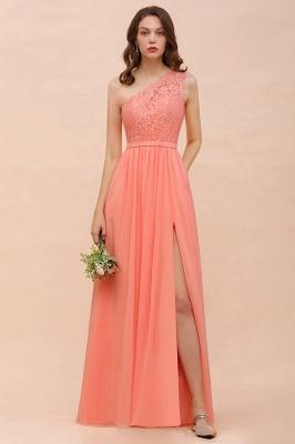 Orange Brautjungfernkleider Günstig | Lange Kleider Für Brautjungfern_1