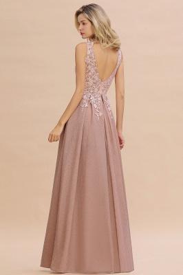 Elegante Abendkleider Lang Günstig   Abiballkleider online_16