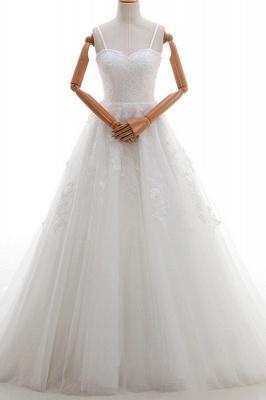 Fashion Hochzeitskleid A linie | Brautmoden mit Spitze_1