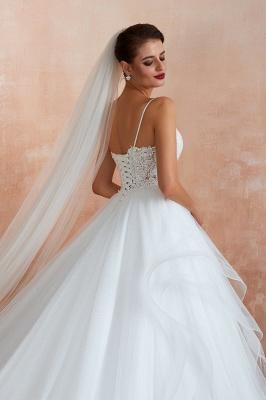Designer Hochzeitskleider Standesamt   Brautkleid Prinzessin_8