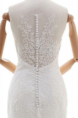 Designer Hochzeitskleider Meerjungfrau | Brautkleid Spitze Online_6