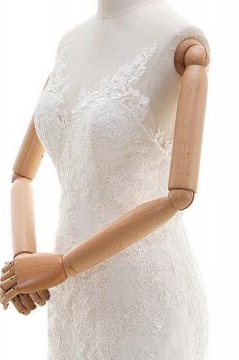 Designer Hochzeitskleider Meerjungfrau | Brautkleid Spitze Online_5