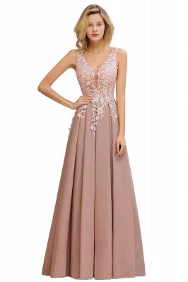 Elegante Abendkleider Lang Günstig   Abiballkleider online_1