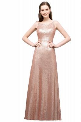 Rose Gold Abendkleider Lang | Abendmoden Online_1