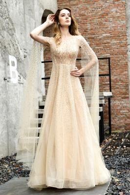Luxus Abendkleider Lang Günstig   Boho Abendmoden online_1
