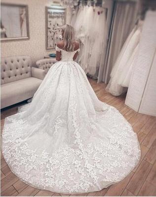 Hochzeitskleider Prinzessin Luxus   Brautkleid Spitze_2