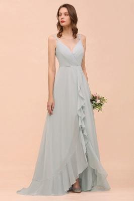 Brautjungfernkleider Lang Günstig   Kleider Chiffon Für Brautjungfern_4