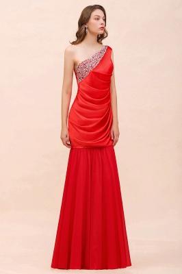 Rote Brautjungfernkleider Lang | Kleider für Brautjungfern_4
