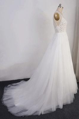 Designer Brautkleid A Linie | Hochzeitskleid Günstig Online_5