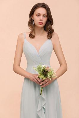 Brautjungfernkleider Lang Günstig   Kleider Chiffon Für Brautjungfern_6