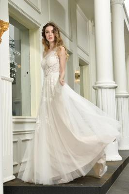 Brautmode sSchlicht Elegant | Hochzeitskleid Standesamt_6