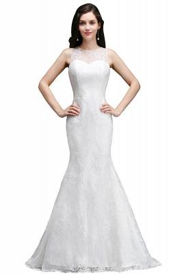 Designer Hochzeitskleider mit Spitze | Brautkleider Meerjungfrau_2