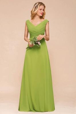 Kelly Brautjungfernkleider Günstig   Chiffon Kleider Abendmoden_6